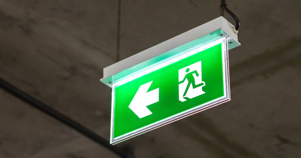 Chaser Technical Services Emergency Lighting